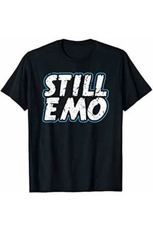 It's Not Just A Phase Designs Still Emo 2000s Culture Goth Punk Rock Metal Scene Alt T-Shirt