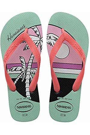 Havaianas Women's Top Vibes Flip Flops, ( Dew 7611)