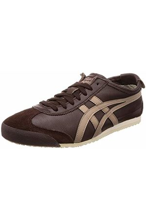 Asics Unisex Adults' Mexico 66 Running Shoes, (Coffee/Taupe 201)