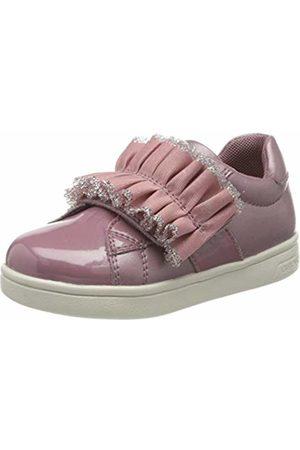 Geox Baby B DJROCK Girl A Low-Top Sneakers, (Dk C8006)
