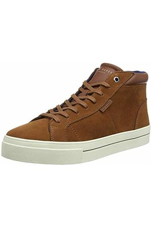 Ted Baker Ted Baker Men's PERAY Trainers, (Tan Tan)