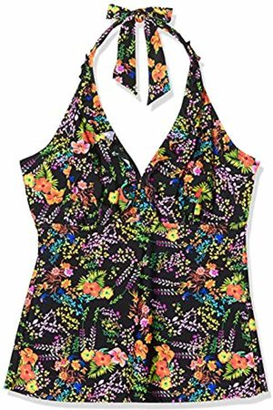 Pour Moi Women's Hot Spots Underwired Tankini Top