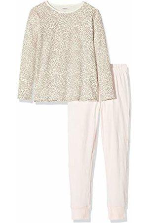 Name it Girls' Nkfnightset ANI AOP Noos Pyjama Sets