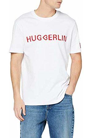 HUGO BOSS Men's Drosal T-Shirt, ( 100)