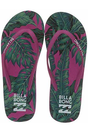 Billabong Women's DAMA Flip Flops, (Emerald Bay 2996)