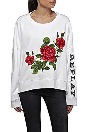 Replay Women's W3992 .000.22890p Sweatshirt, ( 1)