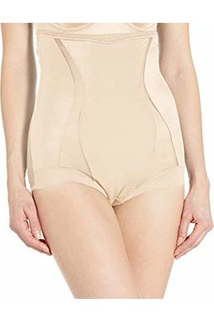 Maidenform Women's Firm Foundations-Hi-Waist Brief Control Knickers