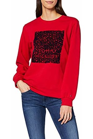Tommy Hilfiger Women's Stacy C-nk Sweatshirt Ls