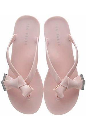 Ted Baker Ted Baker Women's LUZZI Flip Flops, (Nude- Nude- )