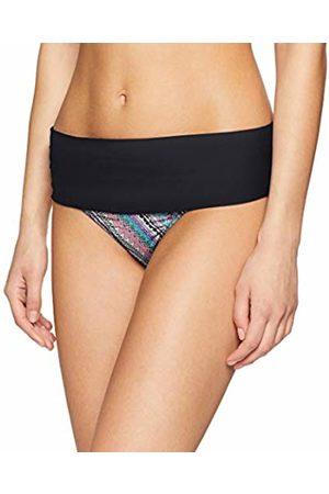 Pour Moi Women's Odyssey Fold Over Brief Bikini Bottoms