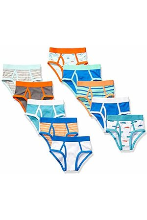 Amazon 10-pack Underwear Brief Cars and Stripes
