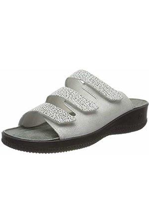 Romika Women's Salina 01 Open Toe Sandals, (Offwhite-Kombi 011)