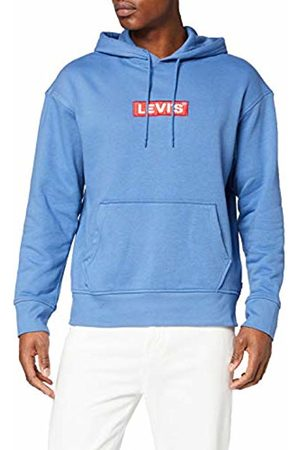 Levi's Men's Relaxed Graphic Hoodie Sweatshirt