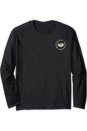 STAR WARS The Mandalorian The Child Cutest Pocket Long Sleeve T-Shirt
