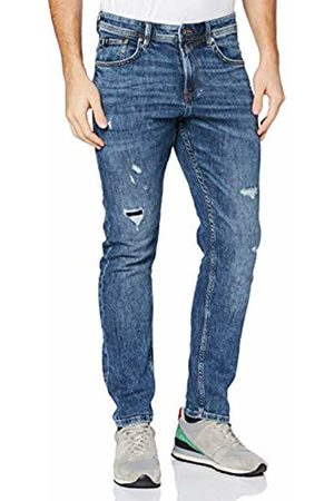 TOM TAILOR Men's Tapered Conroy Vintage Jeans