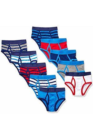 Amazon 10-pack Underwear Brief Stripes