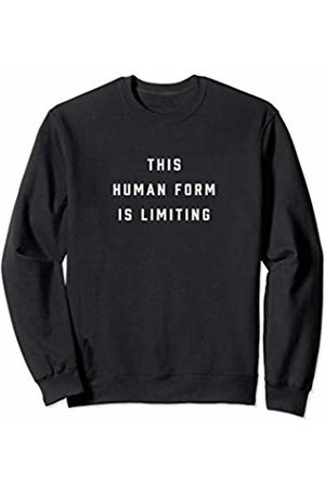 Last Gasp Graphics This Human Form Is Limiting Sweatshirt
