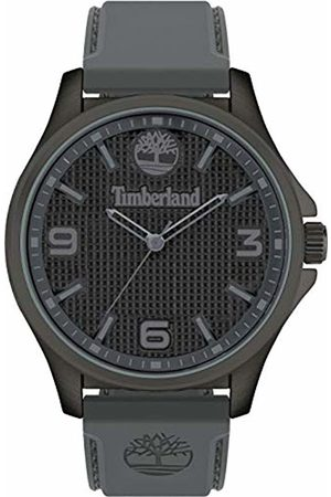 Timberland Men's Analogue Quartz Watch with Silicone Strap TBL15947JYU.13P
