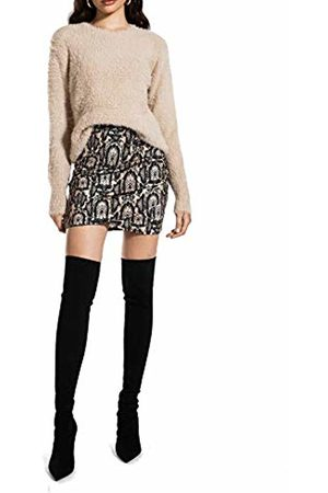 Ivy Revel DE Women's Drapy Mini Skirt