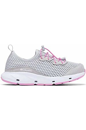Columbia Unisex Kid's Youth Vent Walking Shoe, ( Ice, Orchid 063)