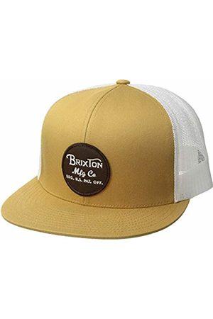 Brixton Unisex_Adult Wheeler MESH Cap Headwear