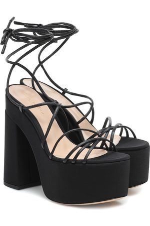Gianvito Rossi Plateau sandals