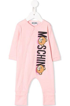 Moschino Printed teddy body