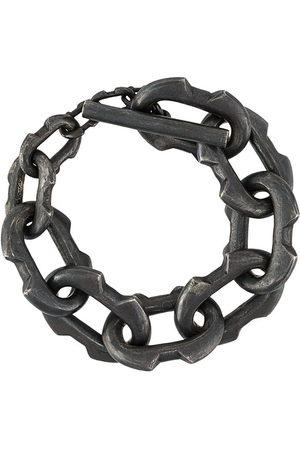 PARTS OF FOUR Bracelets - Deco chain bracelet - Metallic