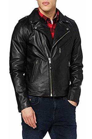 Schott NYC SCHOTT Men's Biker Leather Jacket