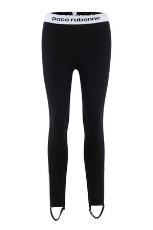 Paco rabanne Women Trousers - Leggings