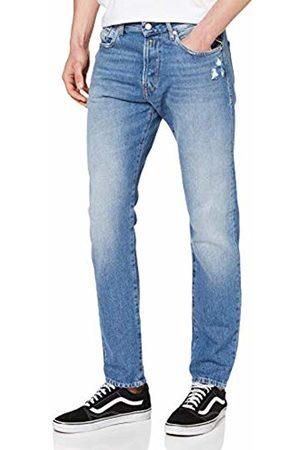 Replay Men's Tinmar Tapered Fit Jeans, Medium 9