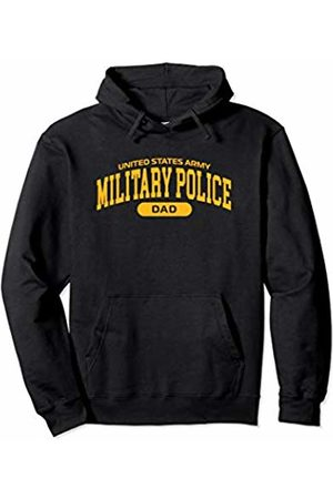 Proud Military Families Proud Army MP Dad Pullover Hoodie