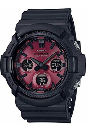 Casio Men's Japanese Quartz Watch with Resin Strap GAW-100AR-1AER
