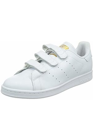 adidas Stan Smith CF, Men's Running Shoes, (Ftwr /Ftwr / Met.)