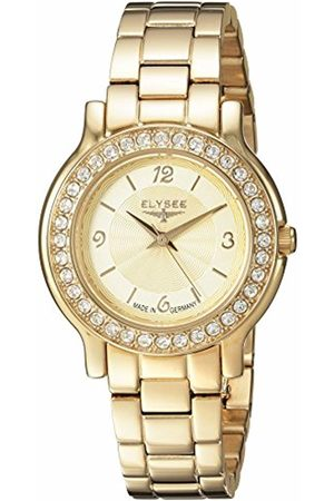 ELYSEE Watches - Unisex Adult Analogue Quartz Watch with Stainless Steel Strap 28611