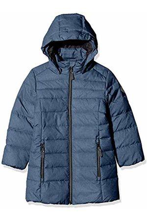 Color Kids Girl's Padded Lange Jacke Mit Kapuze Jacket