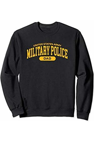 Proud Military Families Proud Army MP Dad Sweatshirt