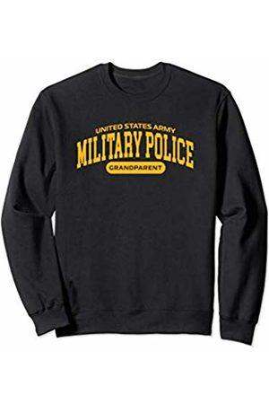 Proud Military Families Proud Army MP Grandparent Sweatshirt