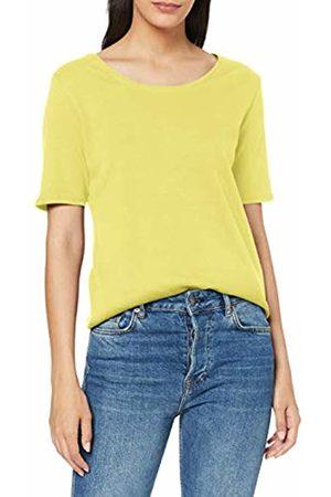 Cecil Women's 311780 Lena T-Shirt, (Gelb)