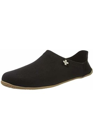 Living Kitzbühel Men's 3564 Open Back Slippers, (Schwarz 900)