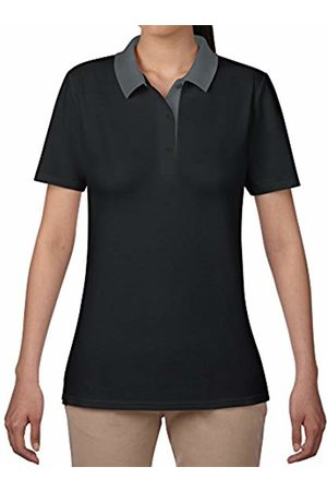 Anvil Women's Short Sleeve Double Piqué Polo Shirt
