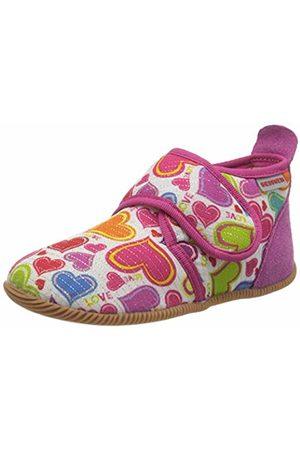 Giesswein Baby Girls' Sanitz Slippers, (Himbeer 364)