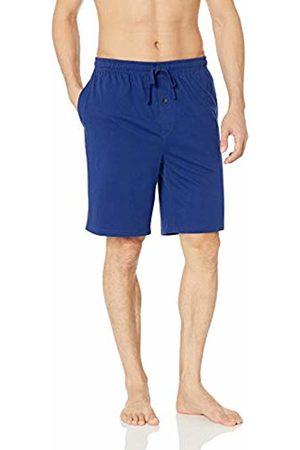 Amazon Knit Pajama Short Cobalt