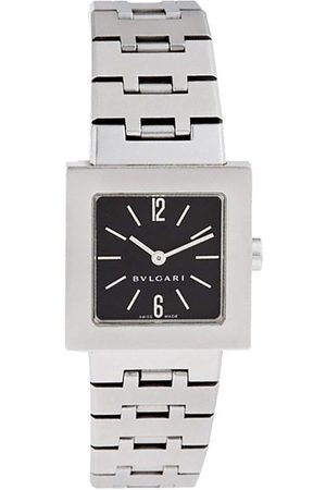 Bvlgari Pre-Owned Women Watches - 2000 pre-owned Quadrato 22mm