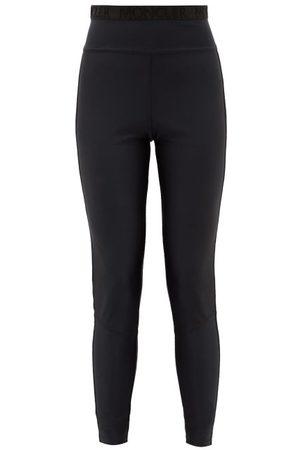 Moncler Stretch Tech-jersey Leggings - Womens