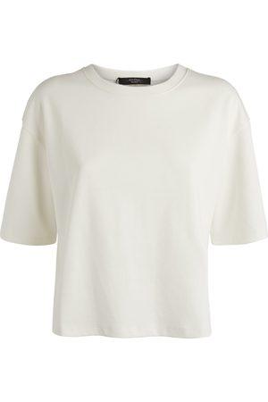 Max Mara Sestri Crop T-Shirt