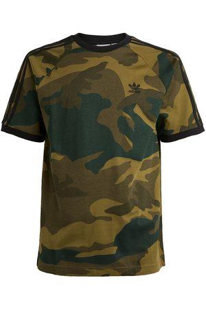adidas Camouflage Logo T-Shirt