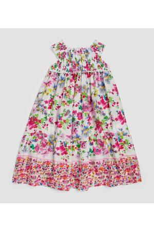 ERMANNO SCERVINO Floral Smock Dress