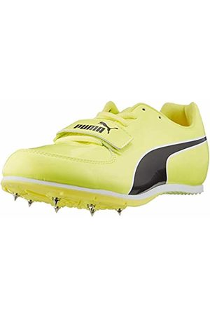 Puma Shoes - Unisex Adult's Evospeed Long Jump 6 Track & Field Shoes, (Fizzy 01)