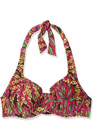 Pour Moi Women's Heatwave Halter Underwired Top Bikini